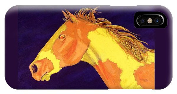 iPhone Case - Apache Gold by Cynthia Sampson