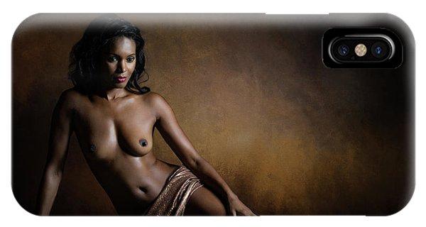 Aphrodite Melaina Phone Case by Luc Stalmans