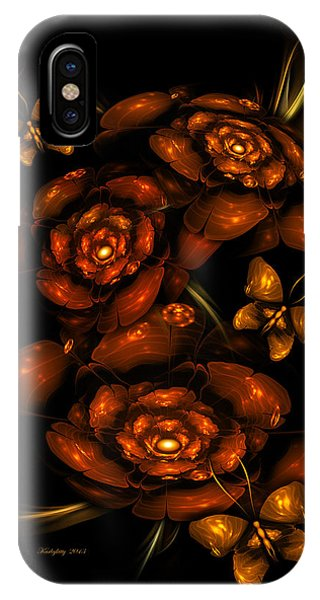Apo Garden IPhone Case