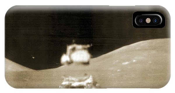 Liftoff iPhone Case - Apollo 17 Lunar Module Launch by Nasa/detlev Van Ravenswaay