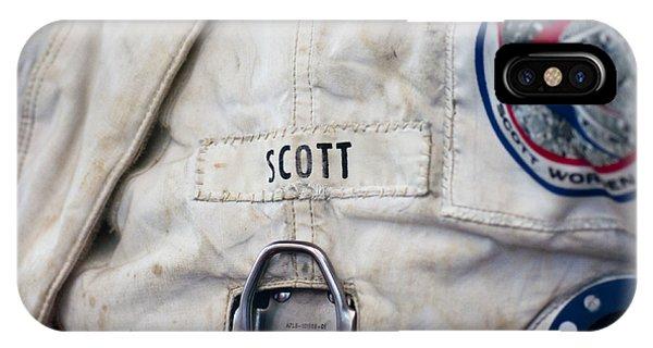 Apollo Lunar Suit IPhone Case