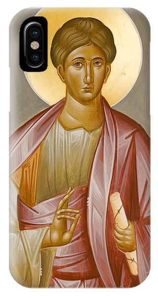Apostle Philip IPhone Case