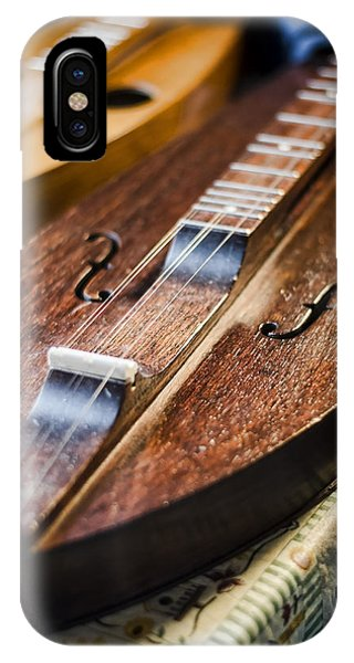 Appalachian Dulcimer IPhone Case