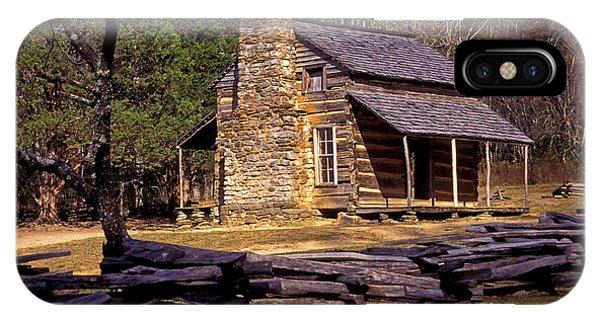 Appalachian Homestead IPhone Case