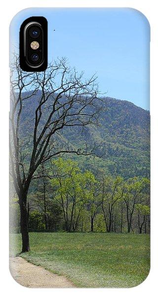 Appalachian Pathway IPhone Case