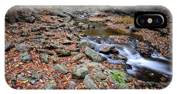 Catoctin Mountain Park iPhone Case - Appalachian Fall by Andy Balkin