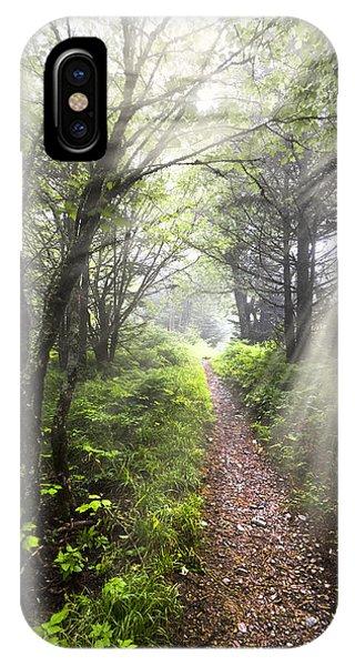Appalachian Trail IPhone Case