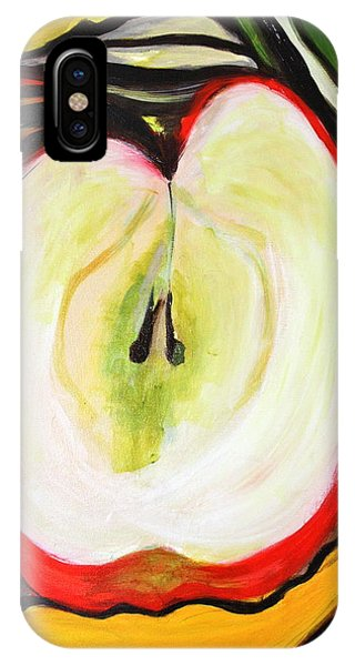 Apple And Okra IPhone Case