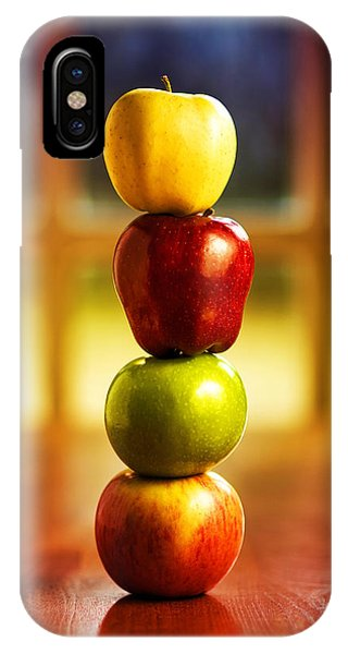 Apple Stack IPhone Case