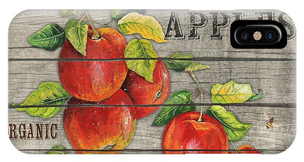 Orchard iPhone Case - Apples-jp2674 by Jean Plout