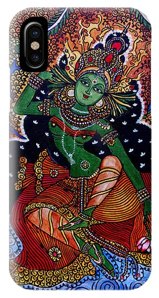 Apsara IPhone Case