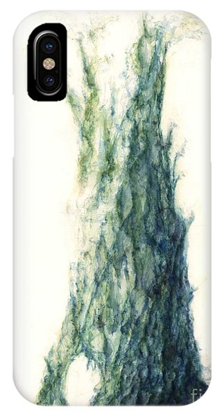 Aqua Duir IPhone Case