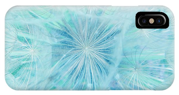 Aqua Salsify IPhone Case