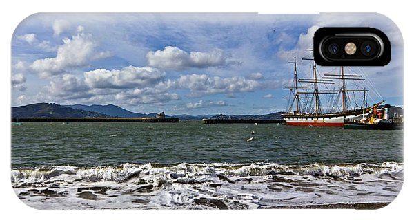 IPhone Case featuring the photograph Aquatic Park by Kate Brown