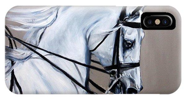 Arab Park Horse IPhone Case