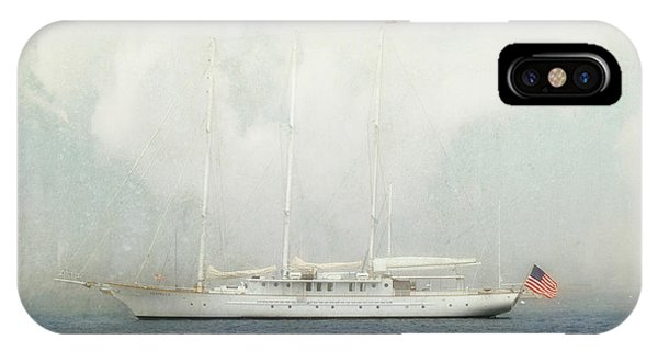 Arabella On Newport Harbor IPhone Case
