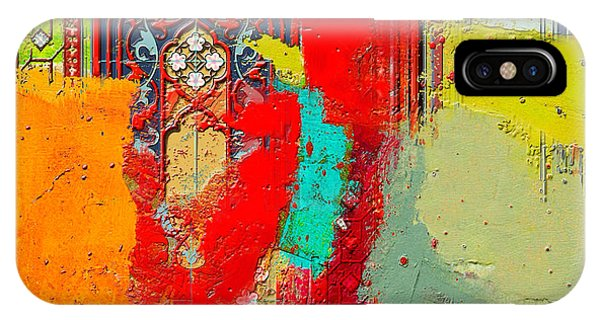 Arabesque 32 IPhone Case