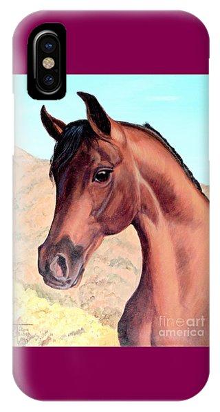 Arabian Beauty IPhone Case