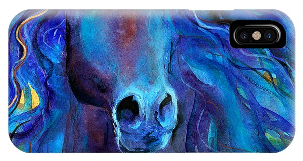 Arabian Horse #3  IPhone Case