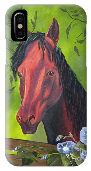 Arabian Horse IPhone Case