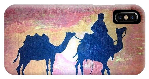 Arabian Sands Phone Case by Remya Damodaran