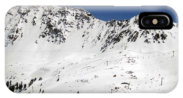 Arapahoe Basin Ski Resort - Colorado          IPhone Case