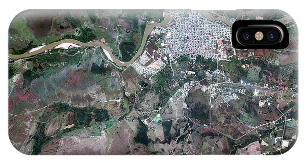 Colombia iPhone Case - Arauca by Geoeye/science Photo Library