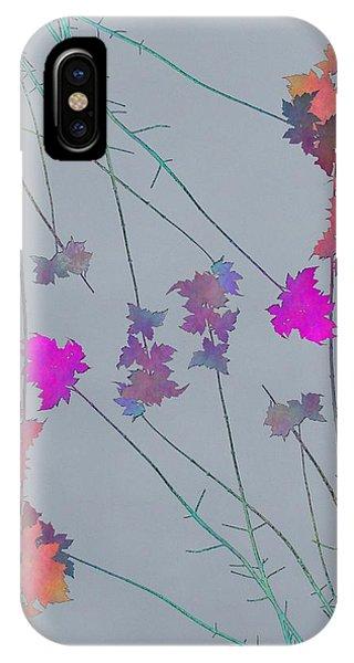 Arbor Autumn Harmony 1 IPhone Case