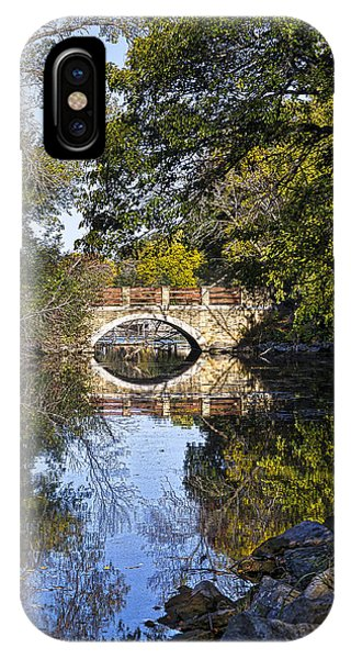 Arboretum Drive Bridge - Madison - Wisconsin IPhone Case