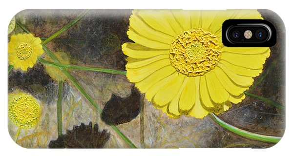 Arboretum Wild Flower  IPhone Case