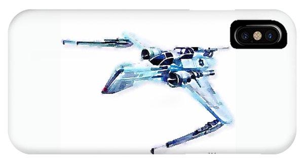 Arc-170 Starfighter IPhone Case