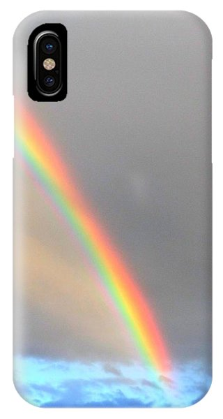 Arc Angle One IPhone Case