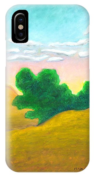 Arc Of Clouds IPhone Case