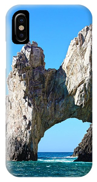 Arch At Land's End IPhone Case