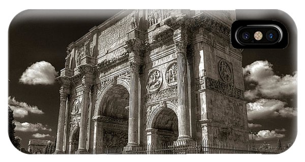 Arch Of Constantine IPhone Case