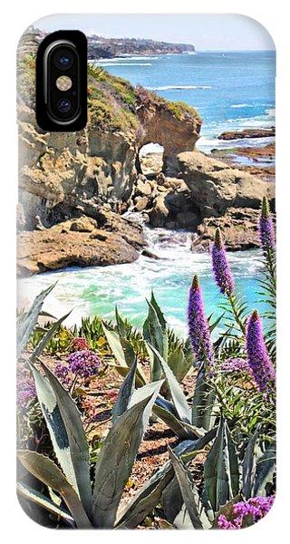 Arch Rock Laguna IPhone Case