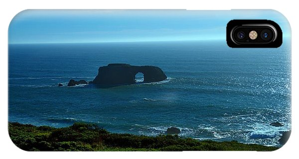Arch Rock Vista IPhone Case