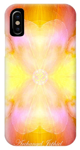 Archangel Jophiel IPhone Case
