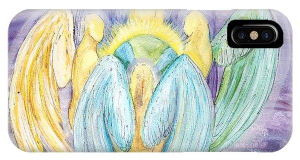 Archangels IPhone Case