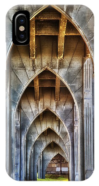 Repeat iPhone Case - Arches For Days by Darren  White