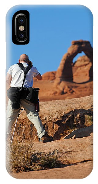 Arches Np 27 IPhone Case