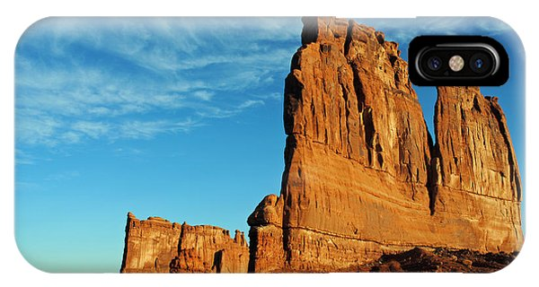 Arches National Park 47 IPhone Case