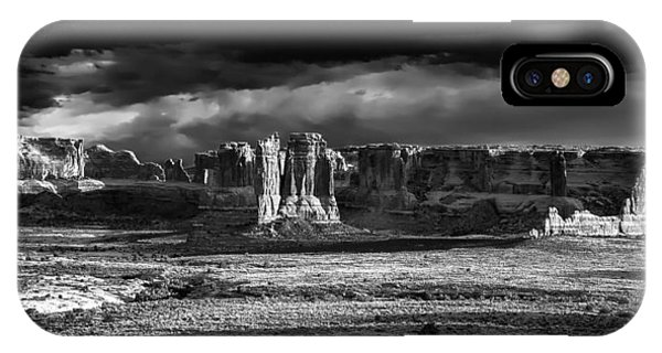 Arches Panorama IPhone Case