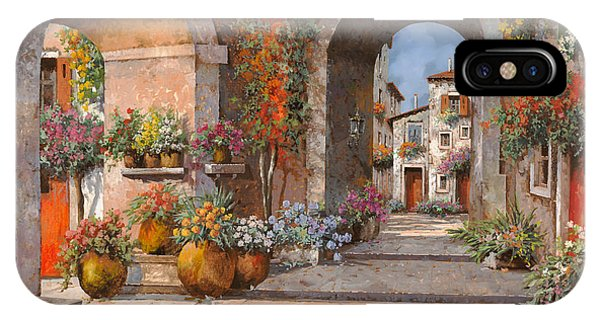 Arched iPhone Case - Archi E Sotoportego by Guido Borelli