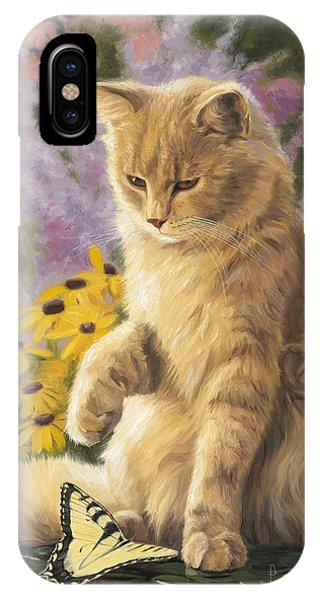 Archibald And Friend IPhone Case