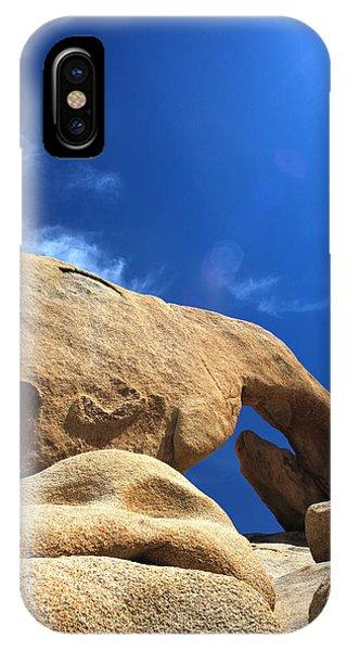 Arching So Elegantly IPhone Case