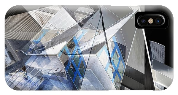 Architectural Abstract IPhone Case
