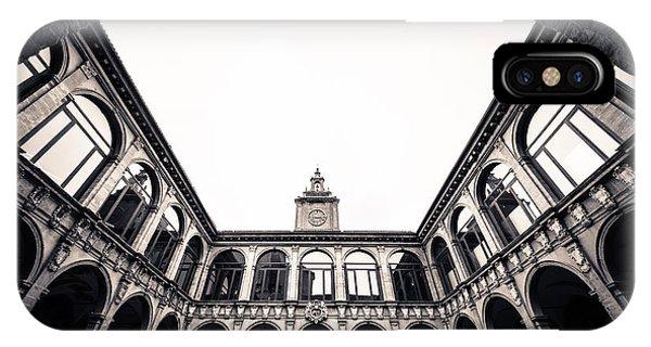 Architecture In Bologna Phone Case by Pedro Nunez