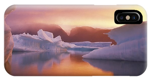 Arctic Splendour Phone Case by Ralph Brunner