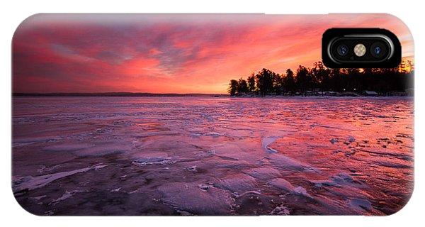 Arctic Sunrise IPhone Case